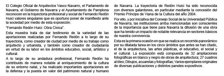 Fernando Redon Huici