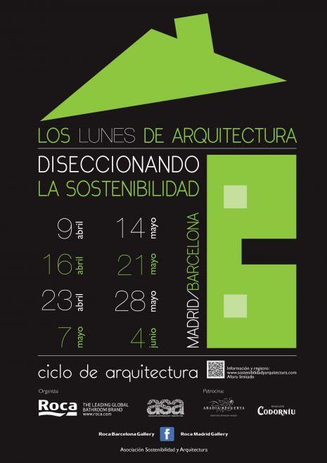 Ciclo de Arquitectura Sostenible