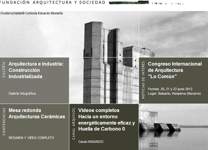 "Congreso Internacional de Arquitectura ""Lo Común"""