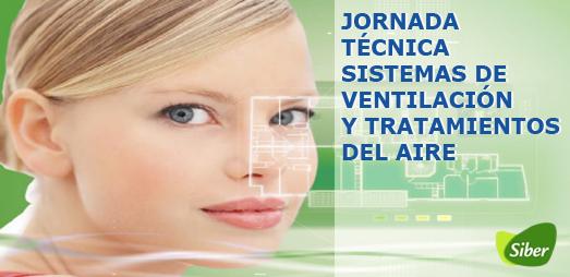 Jornada Técnica Sistemas de Ventilación y Tratamiento del aire