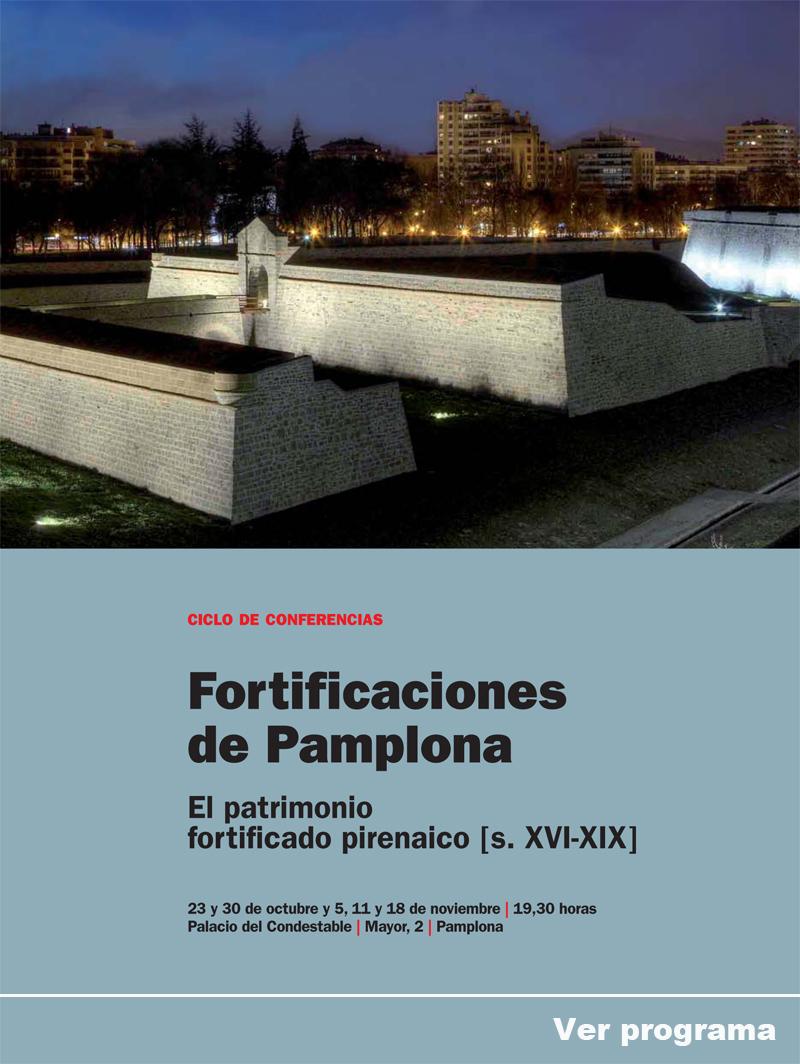Fortificaciones Pamplona