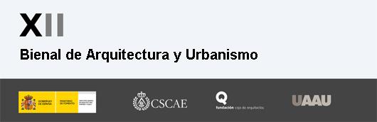 XII Bienal Arquitectura y Urbanismo