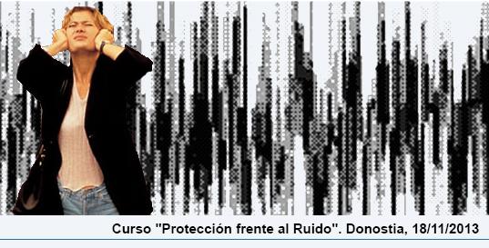 Curso Protección frente al ruido