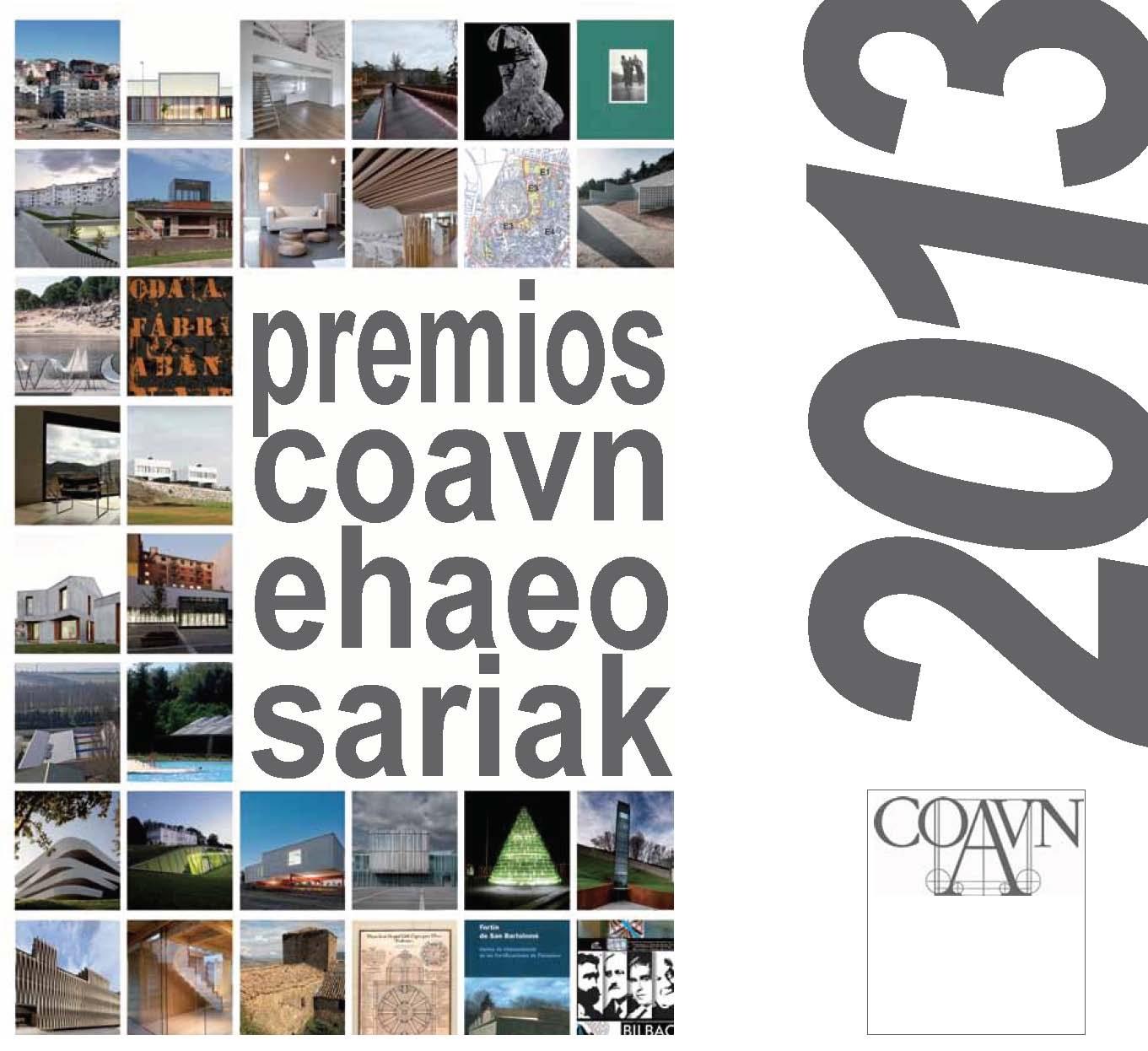 Premios COAVN 2013